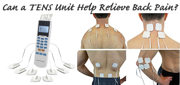 tens machine for lower back