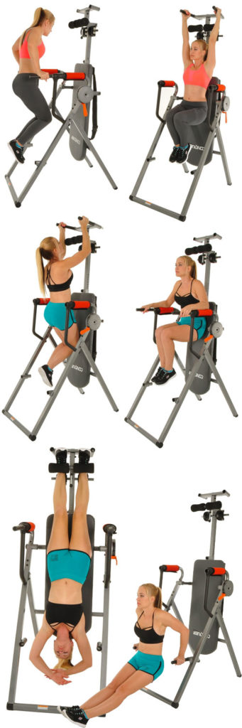 Inversion Table Tower
