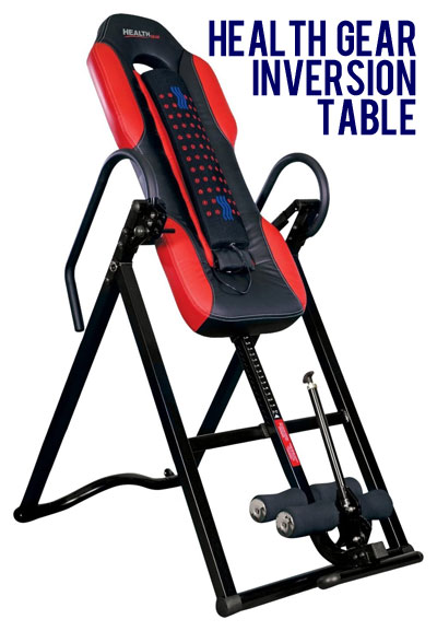 Health Gear Inversion Table – How is it Better?