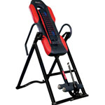 Health Gear Inversion Table with Massage and Heat Features