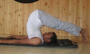 inversion yoga benefits myths  video instruction